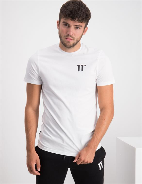 11 DEGREES Core Basic T-shirt 001-002