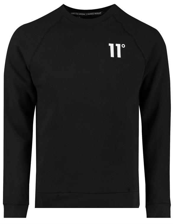 11 DEGREES Core Crew Neck Sweater 091-001