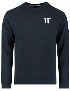 11 DEGREES Core Crew Neck Sweater 091-006