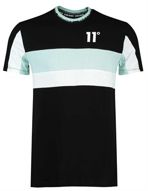 11 DEGREES Cut And Sew T-shirt 11D574-496