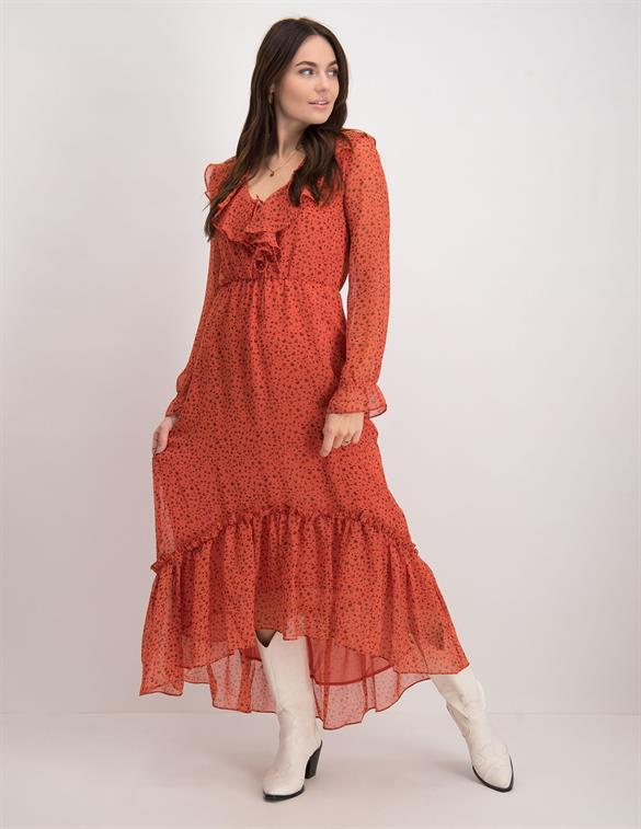 Colourful Rebel Ditzy Floral Ruffle Penny
