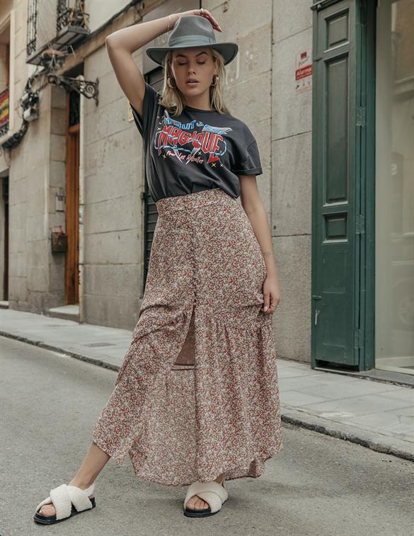 Colourful Rebel Magique Boxy Tee 10230