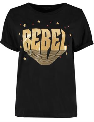 Colourful Rebel Rebel Boxy Tee 9272