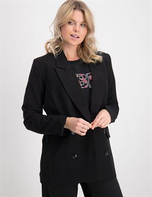 Colourful Rebel Rikki Oversized Blazer 9161