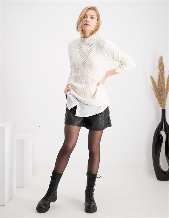 Esprit casual cable sweater 100EE1I331