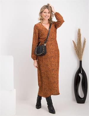 Freebird Maxi Dress Long Sleeve Ananda