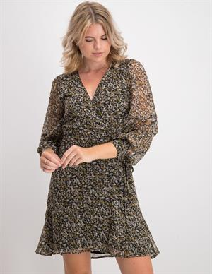 Freebird Midi Dress Long Sleeve Bora