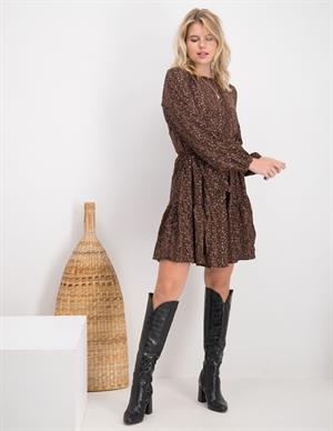 Freebird Mini Dress Long Sleeve Bobby
