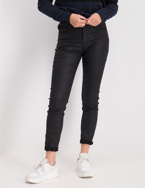 Geisha 5-pocket jeans jog coated 01516-10
