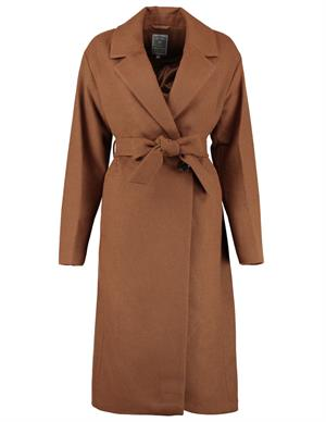 Geisha Long coat wool RECYCLED 08541-12