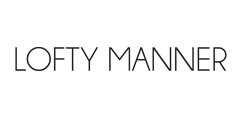 Lofty Manner
