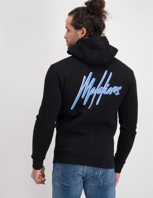 Malelions Hoodie Double Signature
