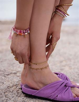 My Jewellery Coins Anklet MJ00059