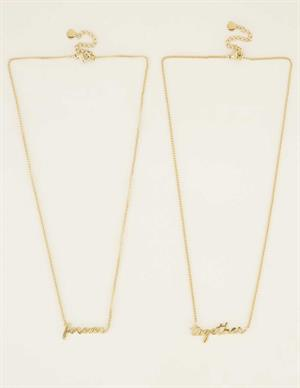 My Jewellery Forever together ketting set MJ03625