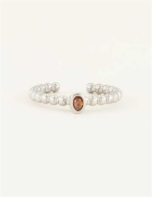My Jewellery Geboortesteen ring MJ03895 - JAN