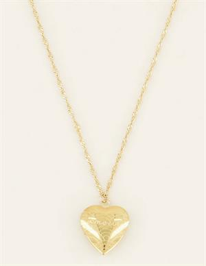 My Jewellery Ketting hart amour MJ03487