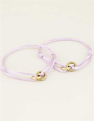 My Jewellery Lila forever connected armband MJ03575