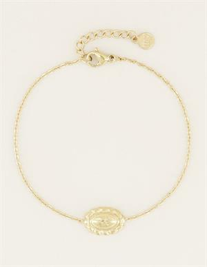My Jewellery Moments bracelet vintage rose MJ03062