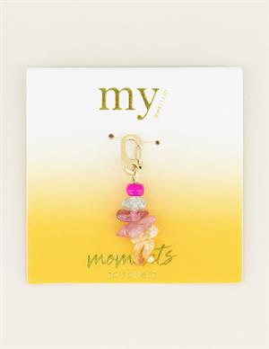 My Jewellery Moments charm multicolor stone MJ03029