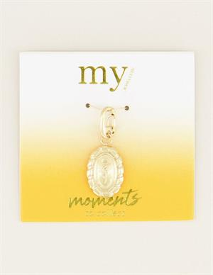 My Jewellery Moments charm vintage rose MJ03037