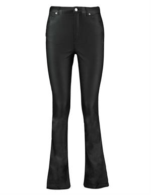 Nakd Waxed Flared Pants Waxed Flare 1018-006294-0002-