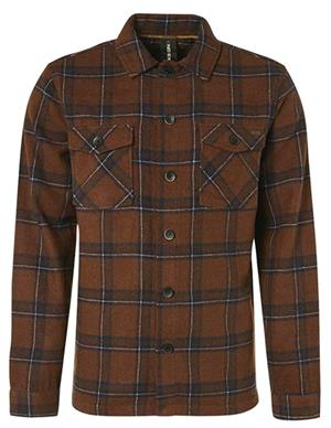 No Excess Overshirt Button Closure Check With 12410812