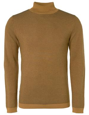 No Excess Pullover Turtleneck Jacquard Mini S 97210922