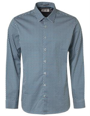 No Excess Shirt Long Sleeve Stretch All Over 99481110