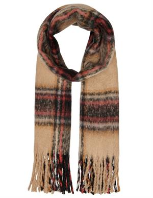 Only ONLALBA LIFE WOVEN BRUSHED SCARF 15211679