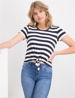 Only ONLARLI S/S KNOT TOP JRS NOOS 15178088