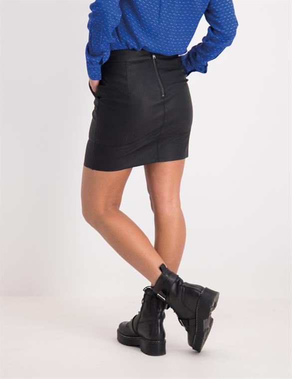 Only onlBASE FAUX LEATHER SKIRT OTW NOOS 15164809