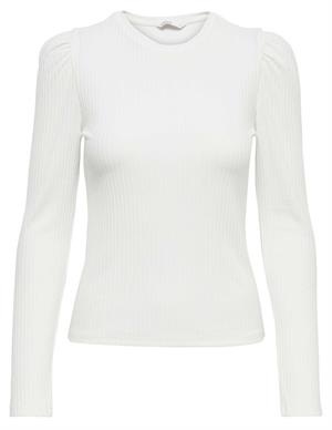 Only ONLEMMA L/S PUFF TOP JRS 15222328