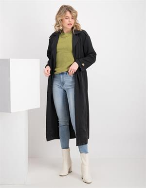 Only ONLLINE X-LONG TRENCHCOAT CC OTW 15217799