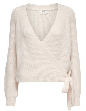 Only ONLMIA L/S WRAP CARDIGAN KNT NOOS 15248652