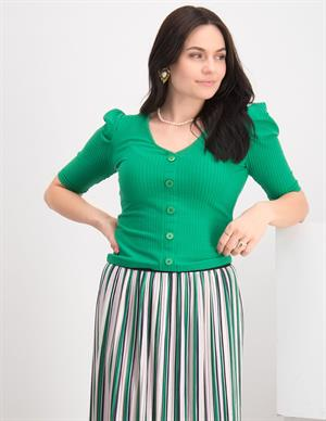 Only ONLNELLA 2/4 BUTTON TOP JRS 15225031