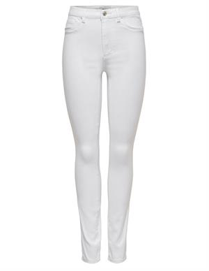 Only ONLROYAL LIFE HW SK JEANS WHITE N 15174842