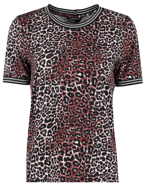 Only ONLSPORT LOUISA S/S TOP JRS 15199798