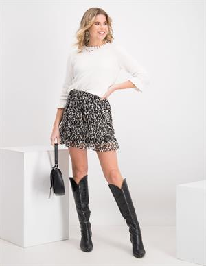 Only ONLSTAR FAKE WRAP MINI SKIRT WVN 15232352