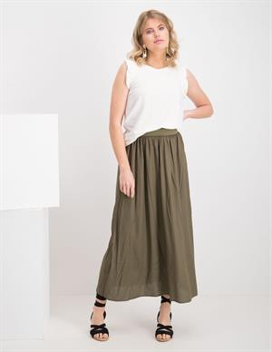 Only ONLVENEDIG PAPERBAG LONG SKIRT WVN 15164606