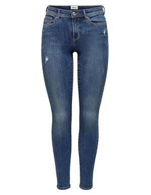 Only ONLWAUW LIFE MID SKINNY BJ114-3 NO 15219241