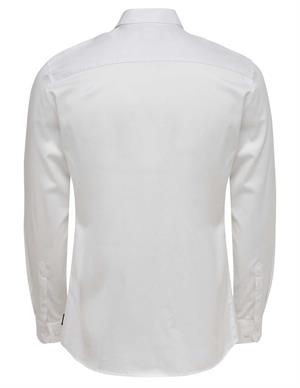 ONLY & SONS onsALVES LS 2-PLY EASY IRON SHIRT N 22009491