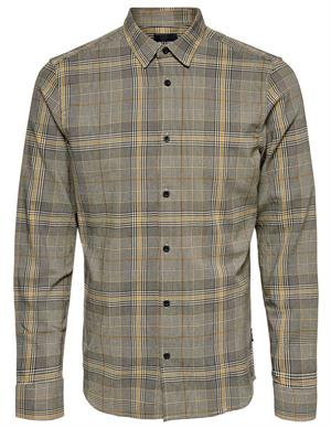 ONLY & SONS ONSBROCK LS Y/D CHECK STRETCH SHIRT 22017270