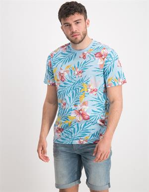 ONLY & SONS ONSKIMO LIFE REG SS AOP TEE 22020076