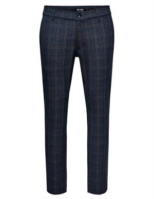 ONLY & SONS ONSMARK CHECK TAPERED DT 9891 NOOS 22019891