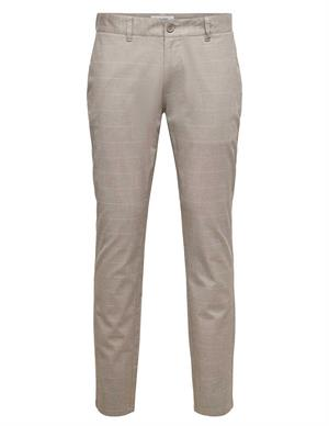 ONLY & SONS ONSMARK LIFE TAP PANT CHECK GD 9638 22019638