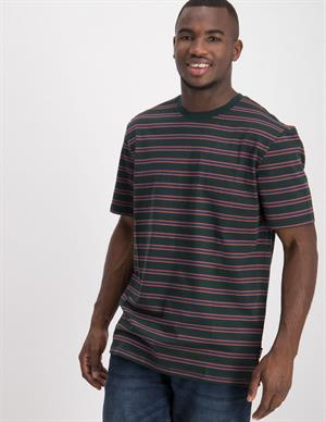 ONLY & SONS ONSMEL LIFE REG SS STRIPE TEE NOOS 22017503