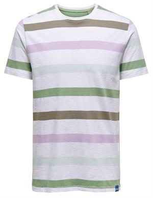 ONLY & SONS ONSNICKO LIFE SLIM TEE NF 9063 22019063