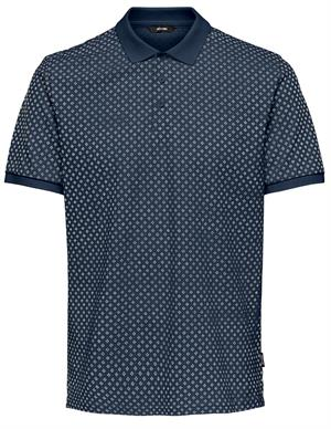 ONLY & SONS ONSPEPPINO LIFE REG AOP POLO 22020559