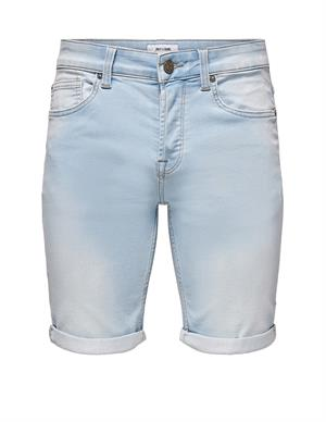 ONLY & SONS ONSPLY LIFE BLUE JOG SHORTS PK8587 22018587