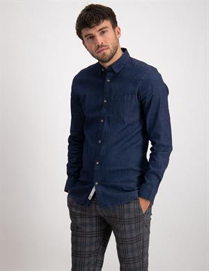 ONLY & SONS ONSTROY LIFE LS STRETCH SHIRT 22018773